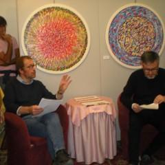 Ferdora Spinelli - esposizione a Piacenza: Colori e Voci -  Ensemble