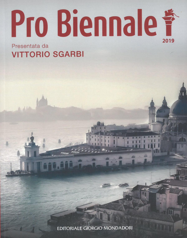 Pubblicazione su Pro Biennale